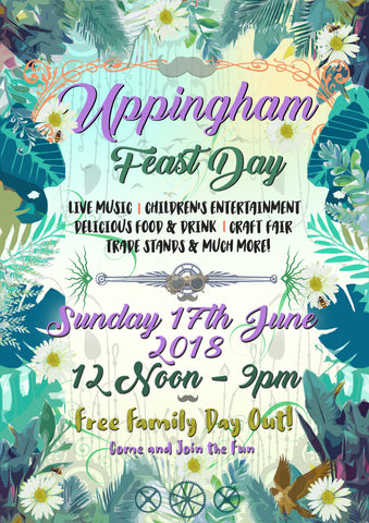 Uppingham Feast Day - Sunday 17th June 2018