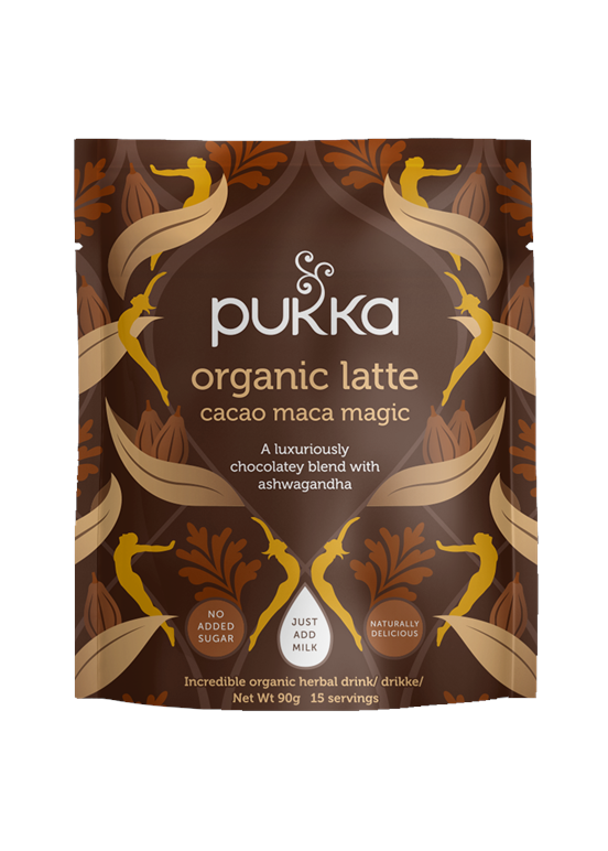Cacao Maca Magic Organic Latte