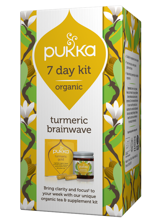 Turmeric Brainwave 7 Day Kit