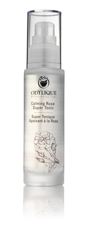 Calming Rose Super Tonic