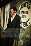 Colin Morgan 007 Style Poster