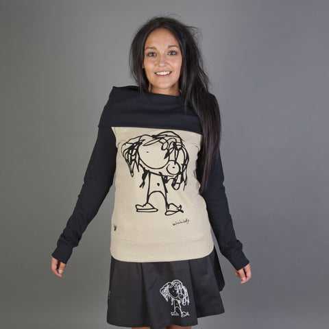 Pan Long Sleeved 'Women In My World' T-shirt