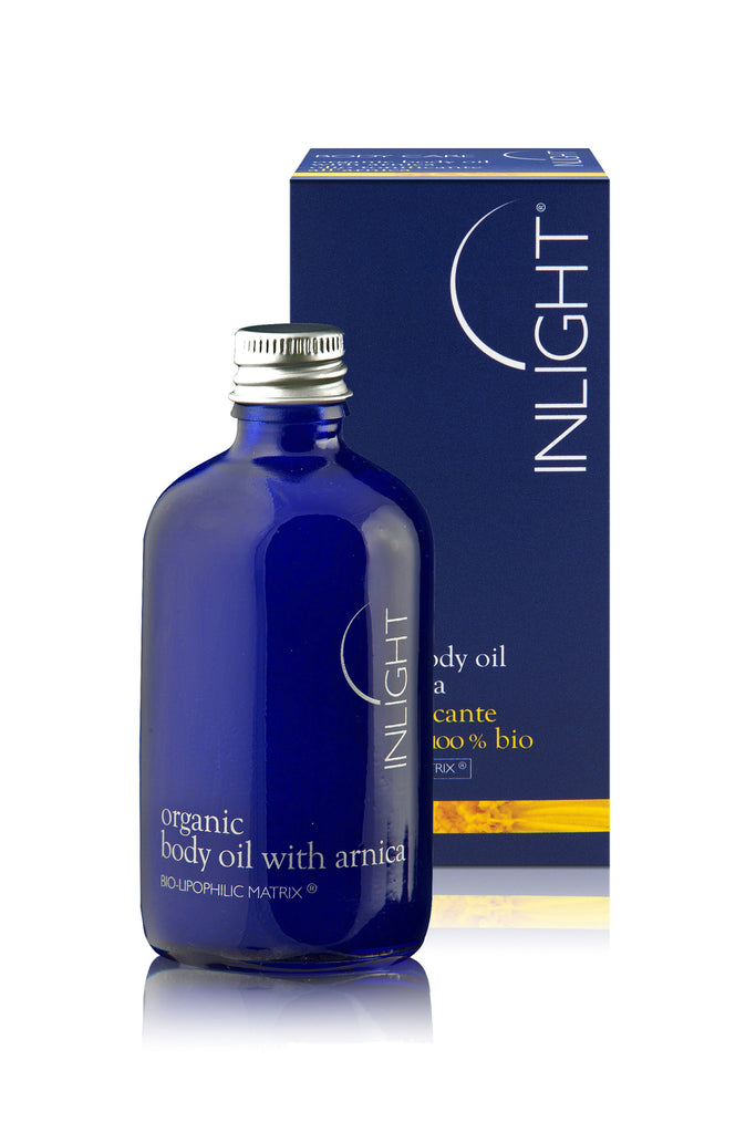 Organic Body Oil with Arnica 100ml