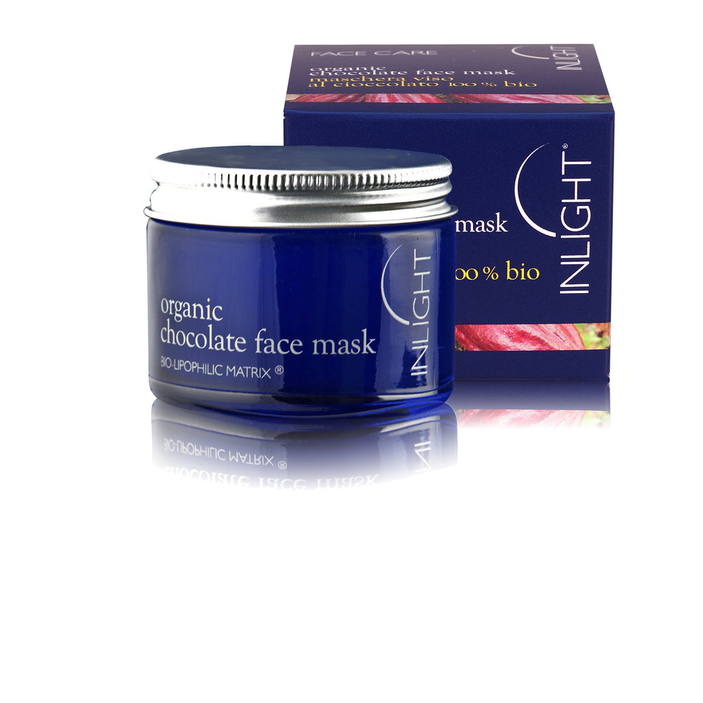 Organic Chocolate Face Mask 50ml