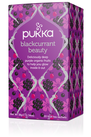 Blackcurrant Beauty Tea