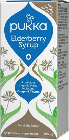 Elderberry Syrup 100ml