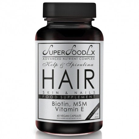 Kelp and Spirulina Hair Growth Vitamins