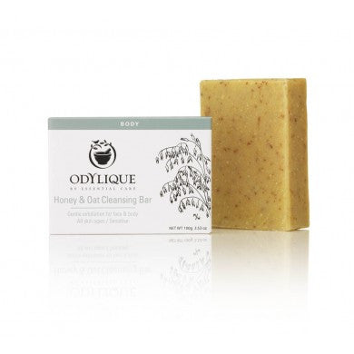 Honey & Oatmeal Cleansing Bar