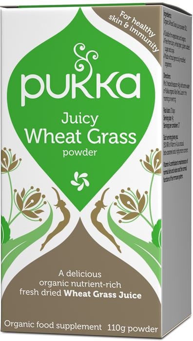 Juicy Wheat Grass 110g Powder
