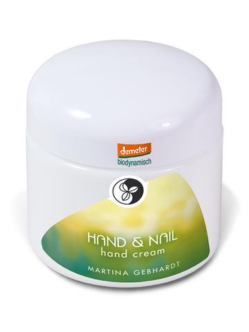 Martina Gebhardt Hand & Nail Cream 100ml