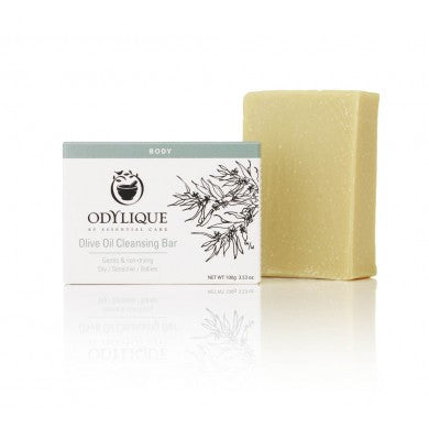Pure Olive Cleansing Bar