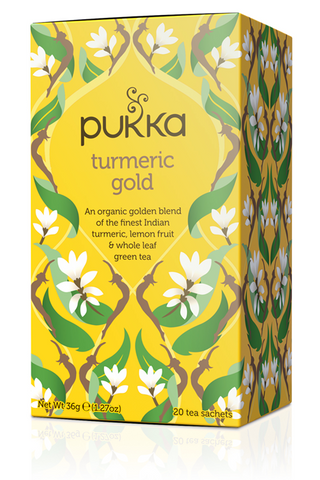 Turmeric Gold Tea