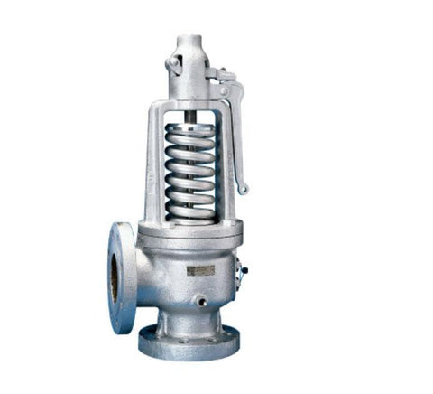 Kunkle Cast Steel Safety Relief Valve 300/600
