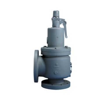 Kunkle Cast Iron Safety Relief Valve - 6252/6254