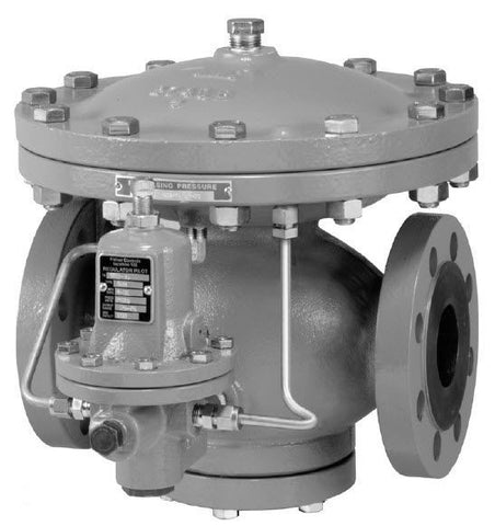 Fisher Pilot Operated Pressure Regulator