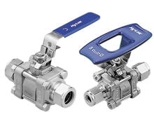 SO Series Swing Out Ball Valves
