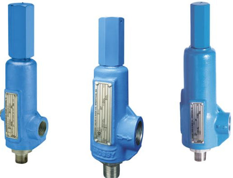 Crosby OMNI-TRIM Direct Pressure Relief Valves