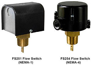 General Purpose Liquid Flow Switch, Series FS250