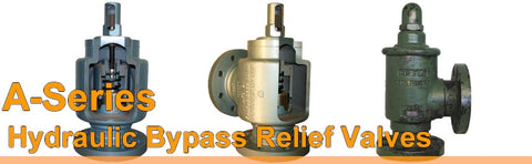 Fulflo By Pass Relief Valve - A Series