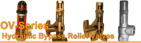 Fulflo By Pass Relief Valve - OV Series