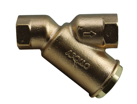 Apollo Bronze Wye Strainer