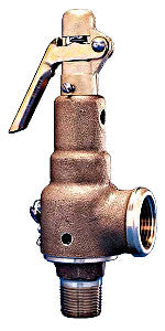 Kunkle Bronze Safety Relief Valve