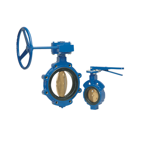 Keystone Resilient Seated Butterfly Valves - Figure 221/222