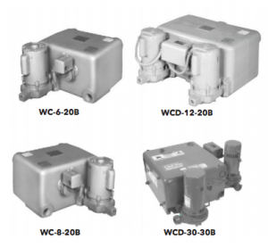 Hoffman Specialty Watchman Series WC Condensate Units