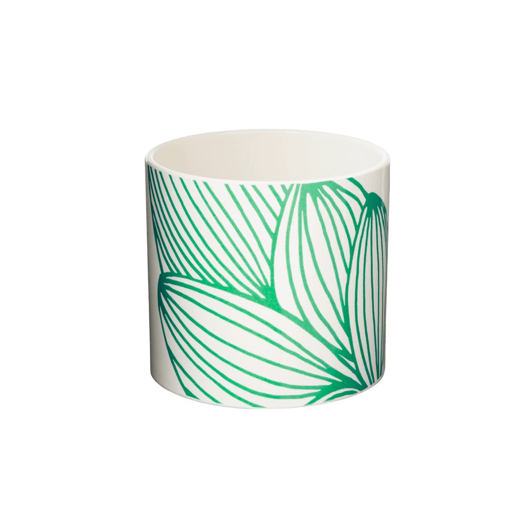 Flowerpot, Aks, Large, Green