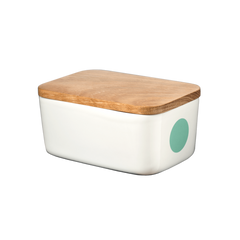 Butter Box, Dot, Mint