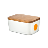 Butter Box, Dot, Orange