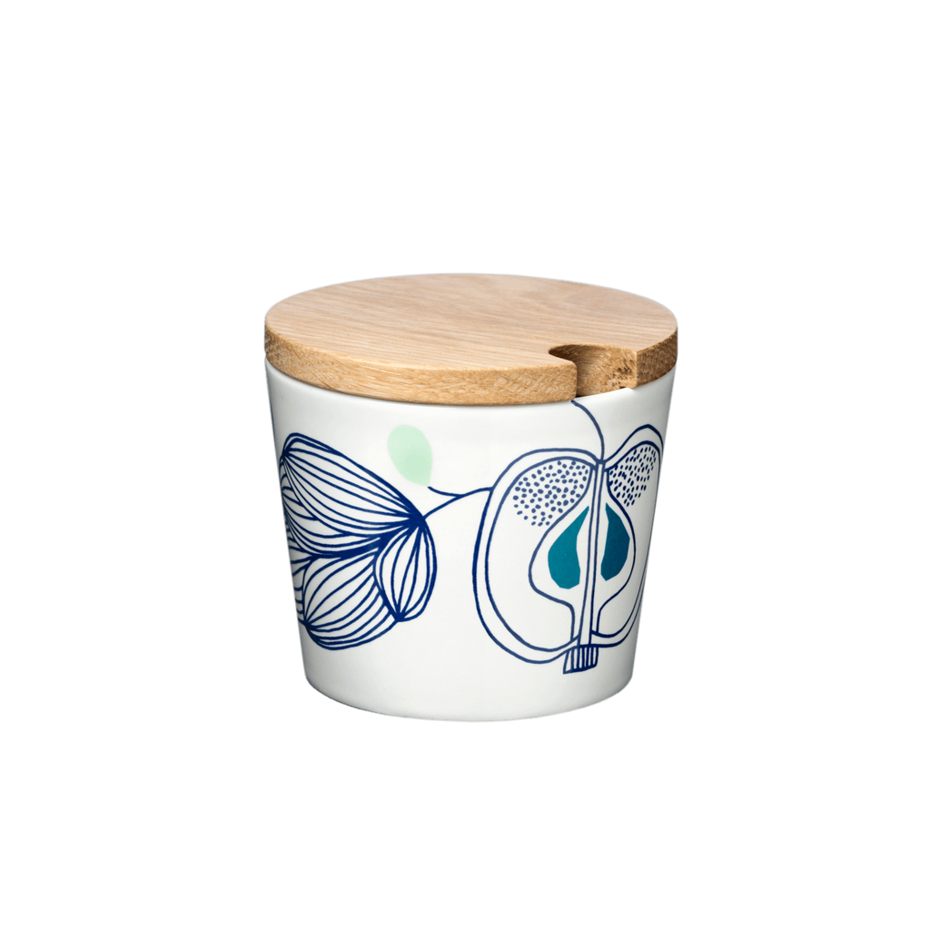 Bowl, Pome-Pome, small, with lid
