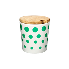Cup, Revy, large, with lid - GREEN