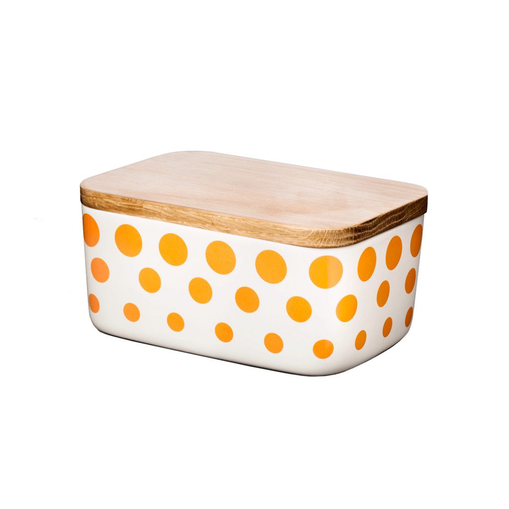Butter Box, Revy, orange