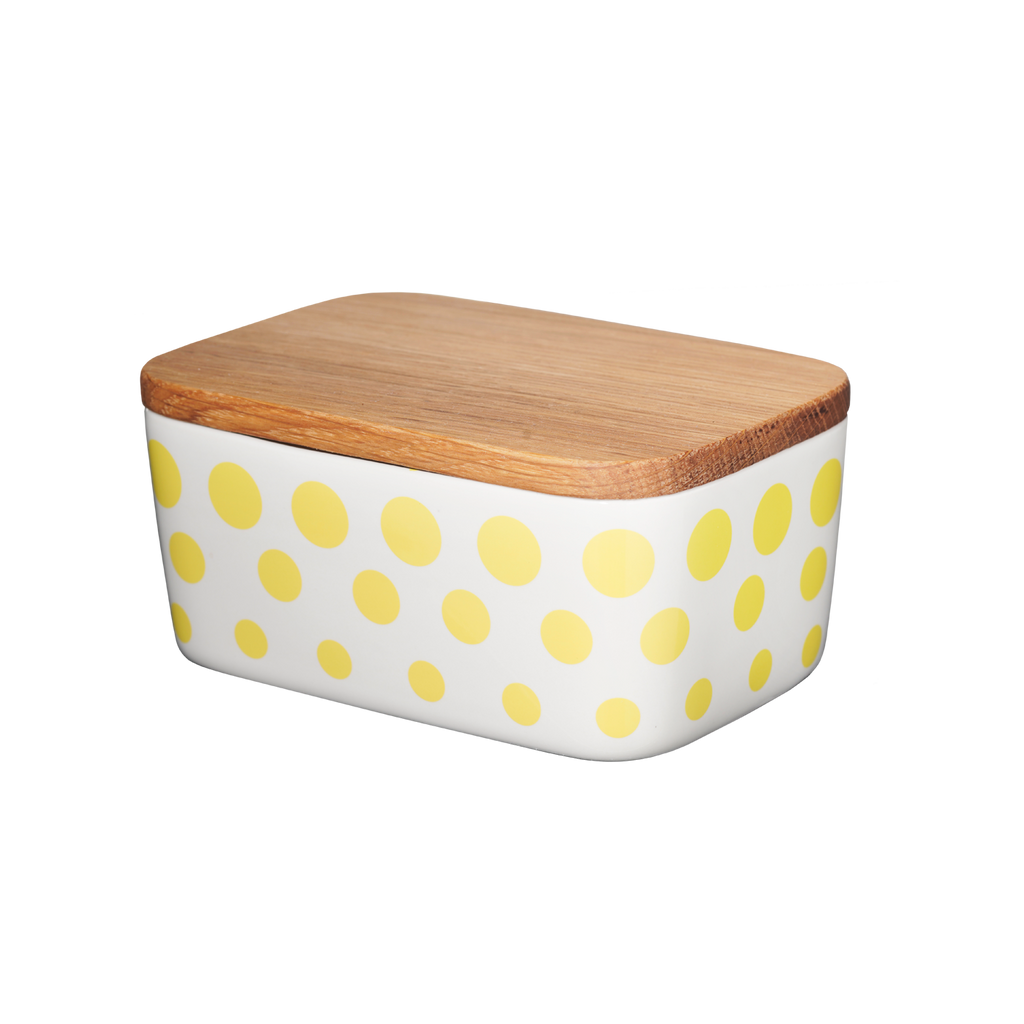 Butter Box, Revy, yellow