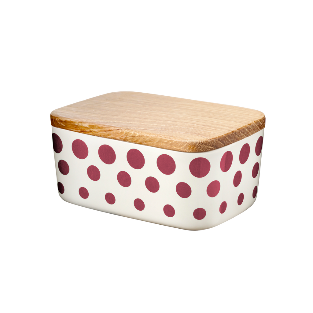 Butter Box, Revy, Red