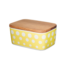 Butter Box, Reverse Revy, yellow