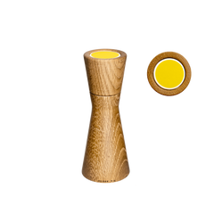 Oakwood Grinder, Yellow