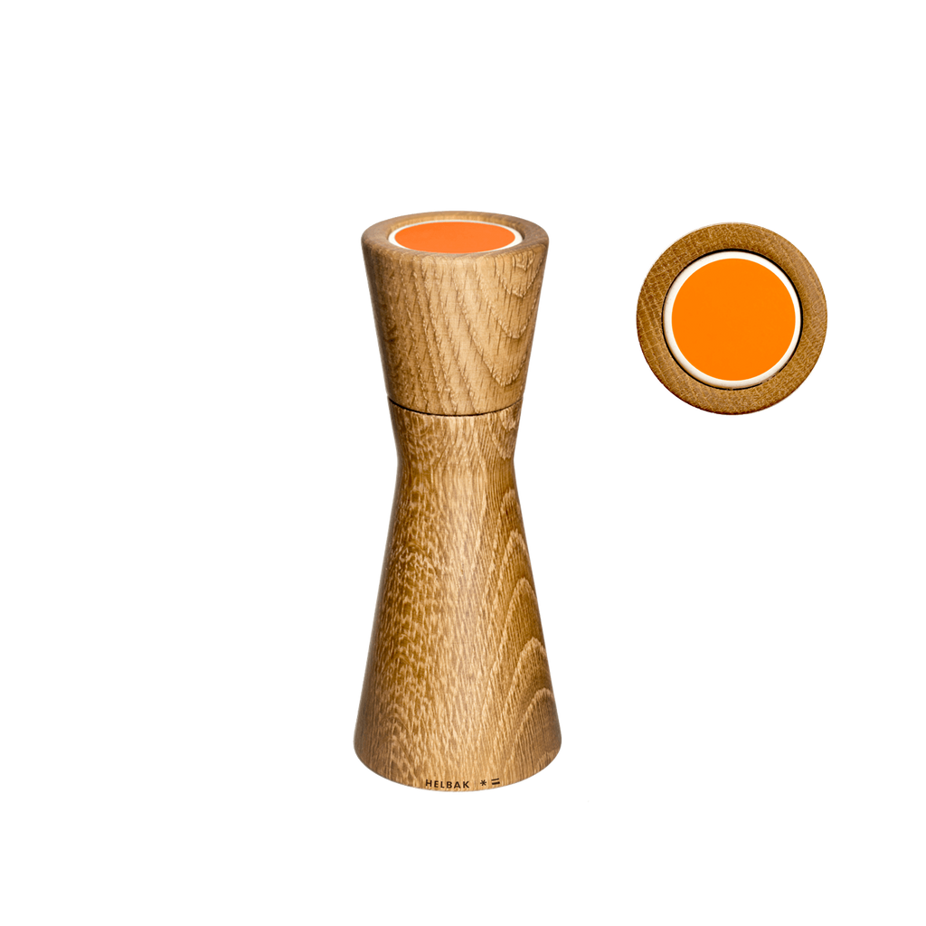 Oakwood Grinder, Orange