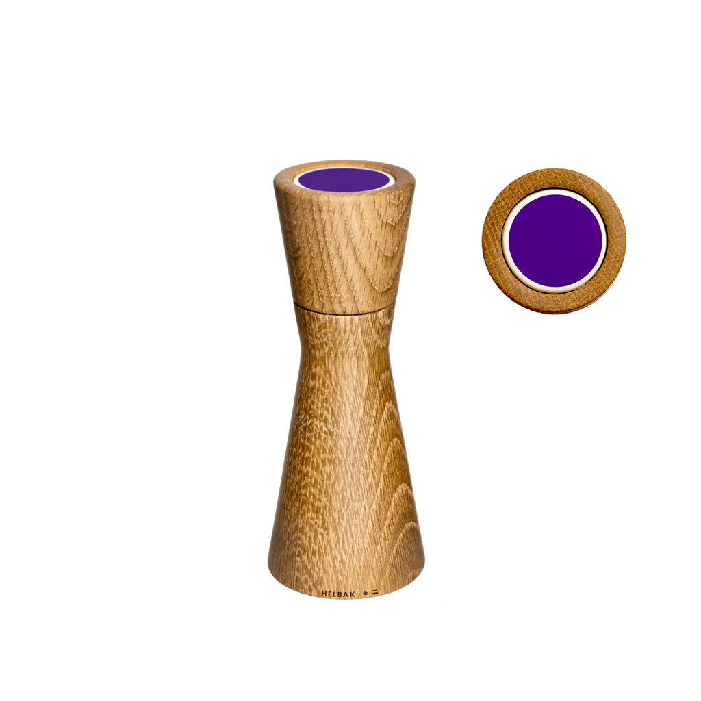Oakwood Grinder, Purple