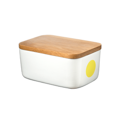 Butter Box, Dot, Yellow