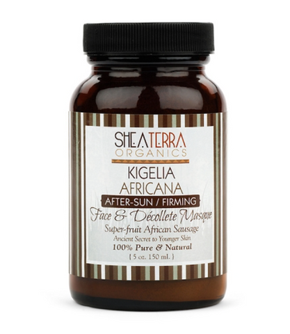 Kigelia Africana After Sun / Firming Face & Decollete Masque