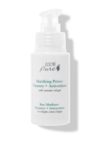 Mattifying Primer (Vitamins + Anti-oxidants With Seaweed Collagen)