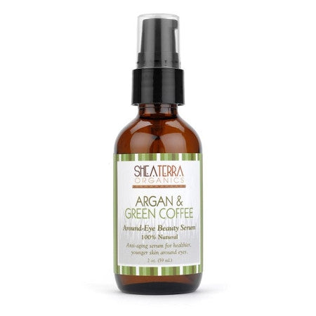 Argan & Green Coffee Around-Eye Serum