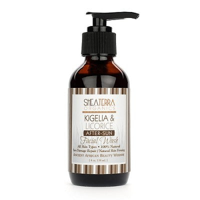 Kigelia Africana Africa's Secret Sausage Fruit Facial Wash (After-Sun/Sun Damage)