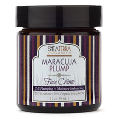 Maracuja Plump Face Cream Natural Skincare Organic
