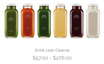 Drink Lean Cleanse