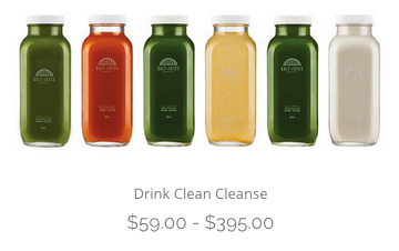 Drink Clean Cleanse