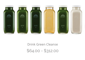Drink Green Cleanse