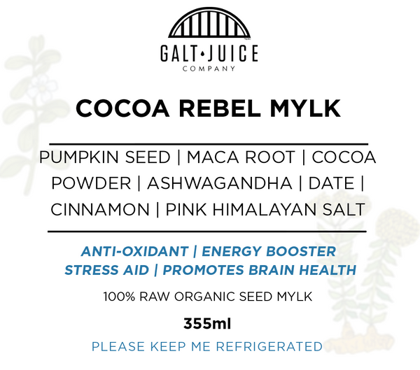 Cocoa Rebel Mylk
